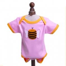 Body Beauty & The Bib Bee Rosa