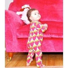 "Pijama ""Beauty & The Bib"" Strawberries"