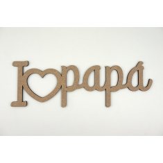 I Love Papá Natural