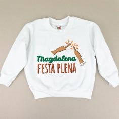 Sudadera Magdalena Festa Plena petardos