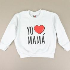 Sudadera Yo corazón Mamá