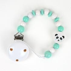 Cadenita de Madera Panda Menta