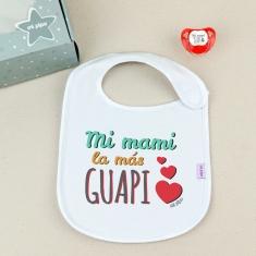 Cajita Divertida Babero + Chupete sin idiomas