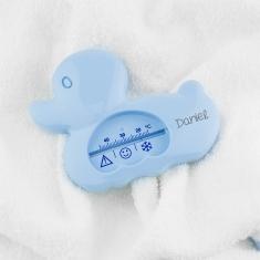 Termómetro de Baño Azul Personalizado