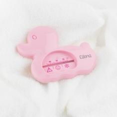 Termómetro de Baño Rosa Personalizado