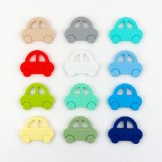 Mordedor coche silicona varios colores
