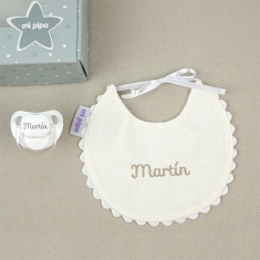 Box Baby Born Deluxe BluePersonalized