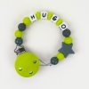 Silicone Chain Personalized Lime