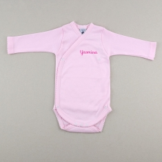 Babidu Body Crossed Pink Personalized