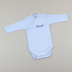 Babidu Body Crossed Blue Personalized