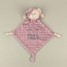 DOU-DOU Handmade Curl White +0M Personalized