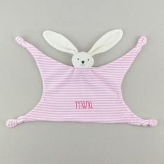 Dou-Dou big-eared Pink +0M Personalized