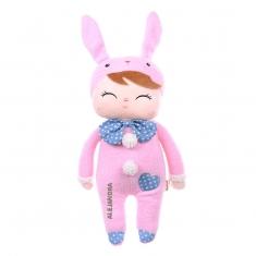 Muñeca Metoo Conejito rosa personalizada