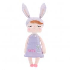 Muñeca Metoo Angela lila personalizada