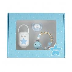Cajita My Baby Azul Personalizada