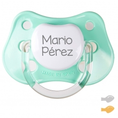 Classic Customizable Pacifier Mint