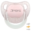 Baby Customizable Pacifier Pink Pastel