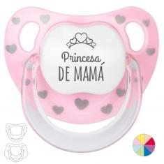 Chupete Divertido Princesa de Mamá