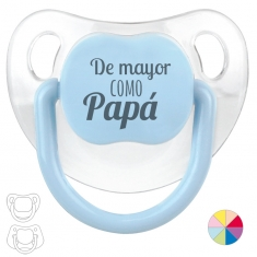 Pacifier I want to be like Father