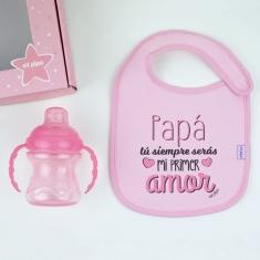 Cajita Yummy! Rosa Papá tú siempre serás mi primer amor