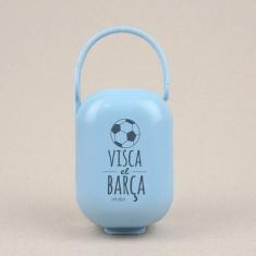Cajita Portachupetes Visca el Barça