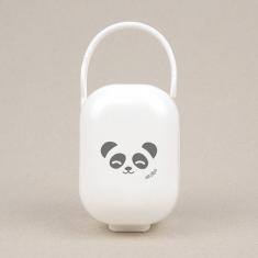 Cajita Portachupetes Panda