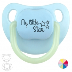 Pacifier My little Star