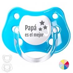 Chupete Baby o Clásico Papá es el mejor
