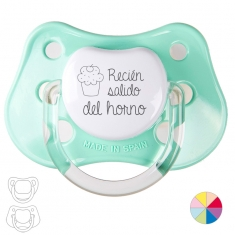 Pacifier Fresh out of the oven