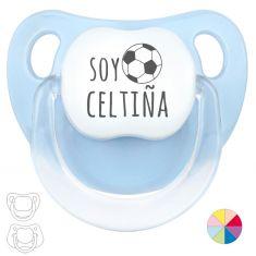 """Pacifier """"I'm Celtiña!!"""""""