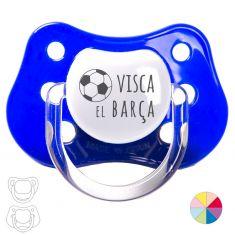 """Pacifier """"Visca el Barça!!"""""""