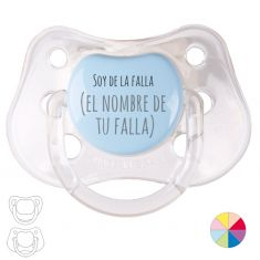 Pacifier Im from the Falla (the name of your falla)