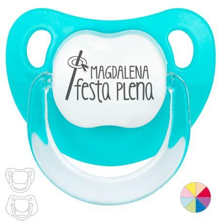 Pacifier Magdalena Full Party