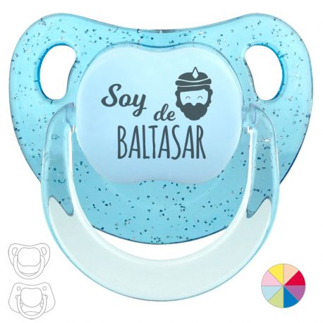 Baby Pacifier Christmas, I want to be from Baltasar White