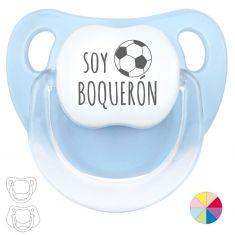"""Pacifier """"Soy Boquerón!!"""""""