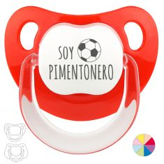 "Pacifier ""I'm Pimentonero!!"""