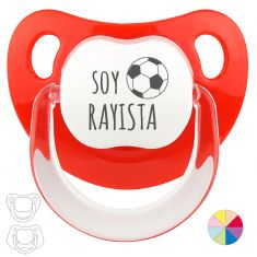 "Pacifier ""I'm Rayista!!"""