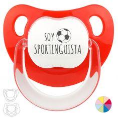 "Pacifier ""I'm Sportinguista!!"""