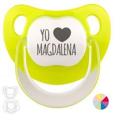 Chupete Baby o Clásico Yo corazón Magdalena