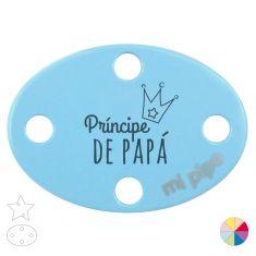 Broche Pinza Príncipe de Papá