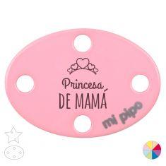 Broche Pinza Princesa de Mamá