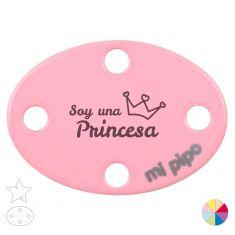 Broche Pinza Soy una Princesa