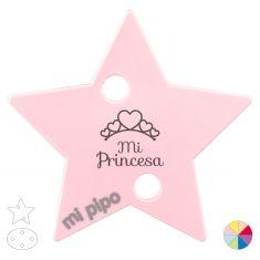 Broche Pinza Mi Princesa