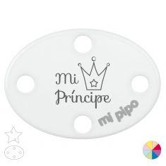 Broche Pinza Mi Príncipe