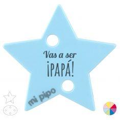 Broche Pinza Vas a ser ¡PAPÁ!