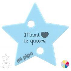 Broche Pinza Mami te quiero
