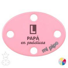 Broche Pinza Papá en Prácticas
