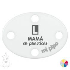 Broche Pinza Mamá en Prácticas