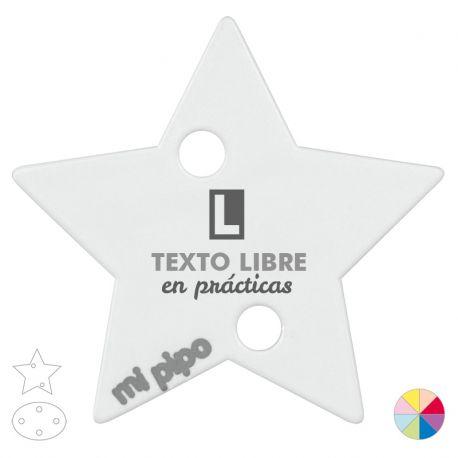 Broche Pinza (texto libre) en prácticas