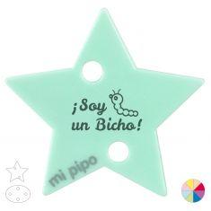 Broche Pinza ¡Soy un Bicho!